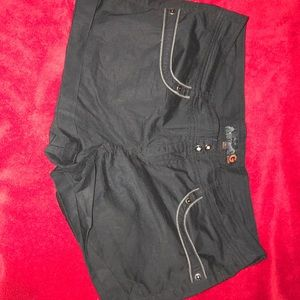 I am selling G by Guess black shorts
